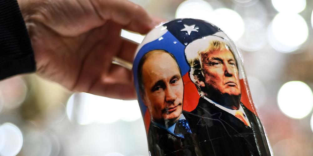War Trump für Russland erpressbar? Gerüchte um angebliche
